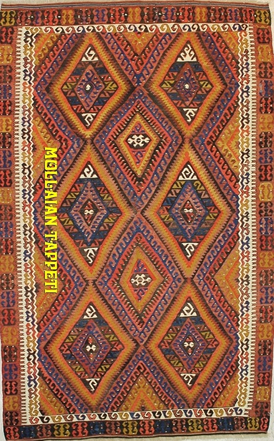 Tappeti Kilim On Line. Natural Patchwork Vintage Persia X With ...